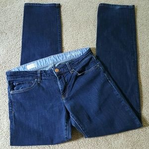 Gap 1969 size 10 straight jeans